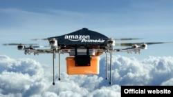 Amazon-ан дрон.