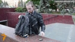 Харківський патріот проти «Патріота» міліціонера