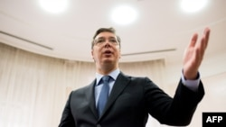 Ne možemo da prihvatimo da bez razgovora nekome prepišemo ono što je naše: Aleksandar Vučić