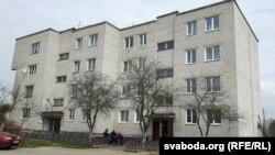 «Чарнобыльскі» дом навуліцы Матросава ўВялікай Бераставіцы