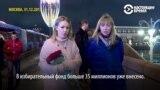 Интервью Собчак о величине избирательного фонда и планах после выборов