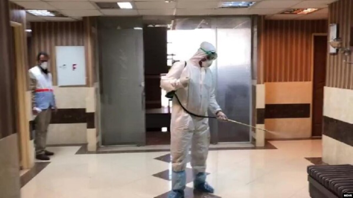 As Iran's Coronavirus Death Toll Rises, Neighboring Countries Close Borders, Impose Travel Bans