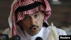 Сауд Арабиясынын ханзаадасы, миллиардер Аль Валид Бин Талал
