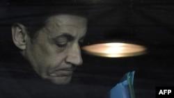 Франция собиқ президенти Николя Саркози.