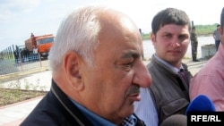 Вице-премьер Азербайджана Абид Шарифов, 2010