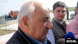 Abid Şərifov. May2010.