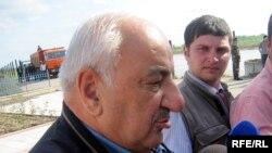 Абид Шарифов, май 2010