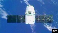 Anija Dragon e kompanisë SpaceX