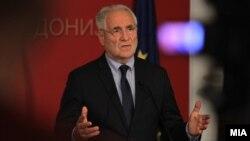 Известувачот на ЕП за Македонија Иво Вајгл