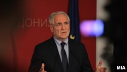 Председателят на македонския парламент Талат Хафери подписа закона и той влезе в сила днес.