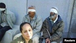 یکی از عکس های سرباز پیشین اسرائیلی در فیس بوک