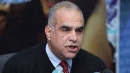 Opposition leader Raffi Hovannisian