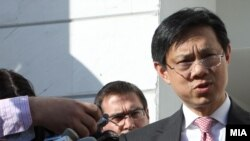 Американскиот заменик помошник државен секретар за Европа и Азија Хојт Ји