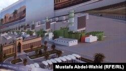 مخطط لمحطة الخيرات للكهرباء في كربلاء