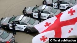 Վրաստան - Ոստիկանության ավտոմեքենաներ Թբիլիսիում, արխիվ