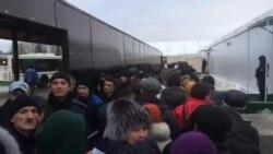Орусия: Миграция борборунда кезек күткөн мигранттар