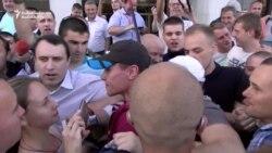 Belarus Activists Demand Fair Elections, Lukashenka's Resignation