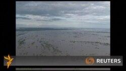 Рівень Амура в районі Хабаровська продовжує зростати