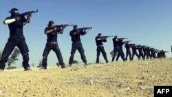 "Iz propagandnog videa ""Islamske države"", fotoarhiv"