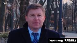 Юлій Мамчур, народний депутат України (БПП), військовий льотчик