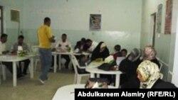 احدى مدارس التعليم المسرع