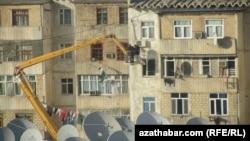 Демонтаж кондиционеров, Ашхабад.