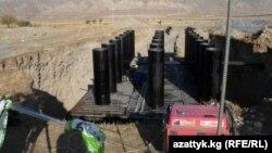 Жогорку Нарын ГЭСтер каскадын куруунун башталышы, 2013-жыл
