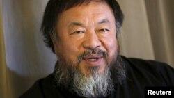 Китайский художник и диссидент Ай Вэйвэй.