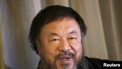 Китайский художник-концептуалист, диссидент Ай Вэйвэй.