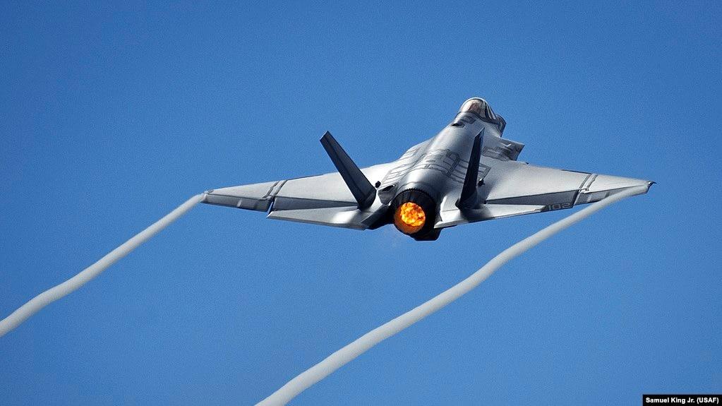 الولايات المتحده تخطط لتوسيع مبيعاتها من مقاتلات F-35 لتشمل 5 دول جديده  938052CD-DCCF-4DE1-A217-1456AF62C928_w1023_r1_s