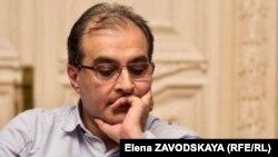 Художественный руководитель и главный дирижер оркестра Давид Терзян