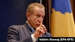 Ministri i Punëve të Jashtme i Kosovës, Behxhet Pacolli.