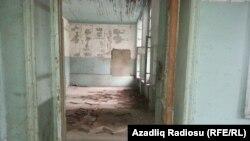 Qəzalı bina (arxiv fotosu).