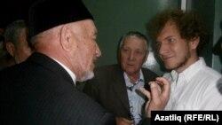 Айдар Хәлим Иван Кондратенкога татарларның хәле турында сөйли
