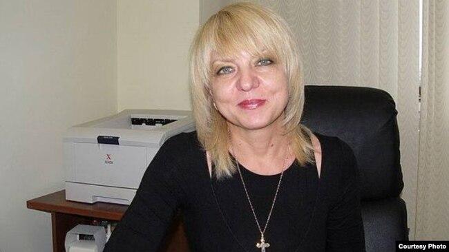 Ирина Самарина