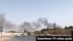Avionul s-a prăbușit în apropiere de Aeroportul internațional Jinnah, Karachi
