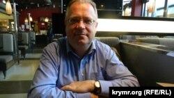Айнарс Димантс, председатель Совета электронных СМИ Латвии