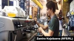 Бишкектеги кофеканалардын бири