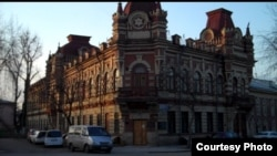 "Иркутск. Библиотека с ""привидениями"""