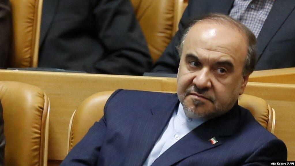 وزیر ورزش ایران: درباره بازی با ورزشکاران اسرائیلی نهادهای بالادستی تصمیمگیرندهاند