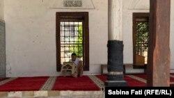 Teolog în Marea Moschee din Adana