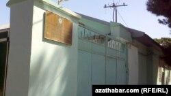 Дом престарелых, Ашхабад (архивное фото)