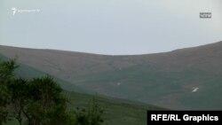 Գեղարքունիքի մարզի Կութ գյուղի արոտավայրերը