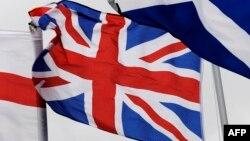 Britaniya bayrağı.