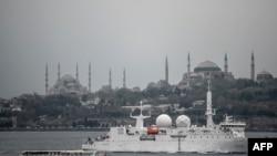 Истанбулдагы Босфор бугазы ярлары
