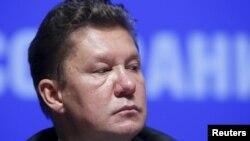 """""""Газпром"""" басшысы Алексей Миллер."""