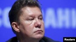 Голова правління «Газпрому» Олексій Міллер