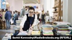 «Книжный Арсенал» в Киеве. Архивное фото