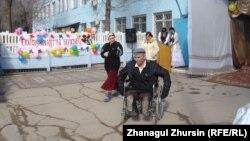 В центре для бездомных в Актобе празднуют Наурыз. Иллюстративное фото.