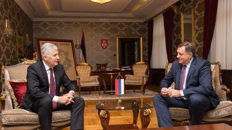 Zašto Dodik putuje u Zagreb, a Čović u Beograd?